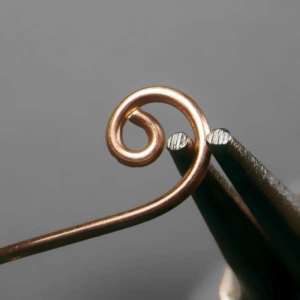 Wire Wrap Jewelry Lesson Beginner
