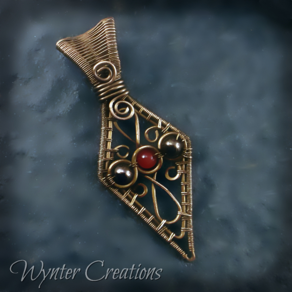 wire work jewelry instructions how to