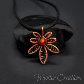 420 copper pendant