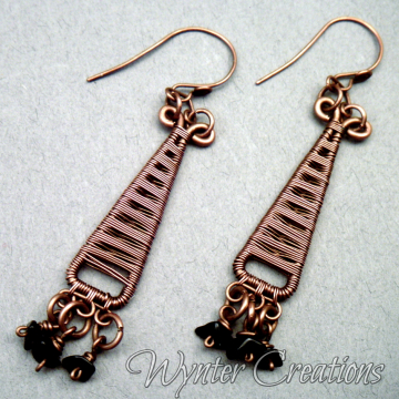 Past Projects: Earrings