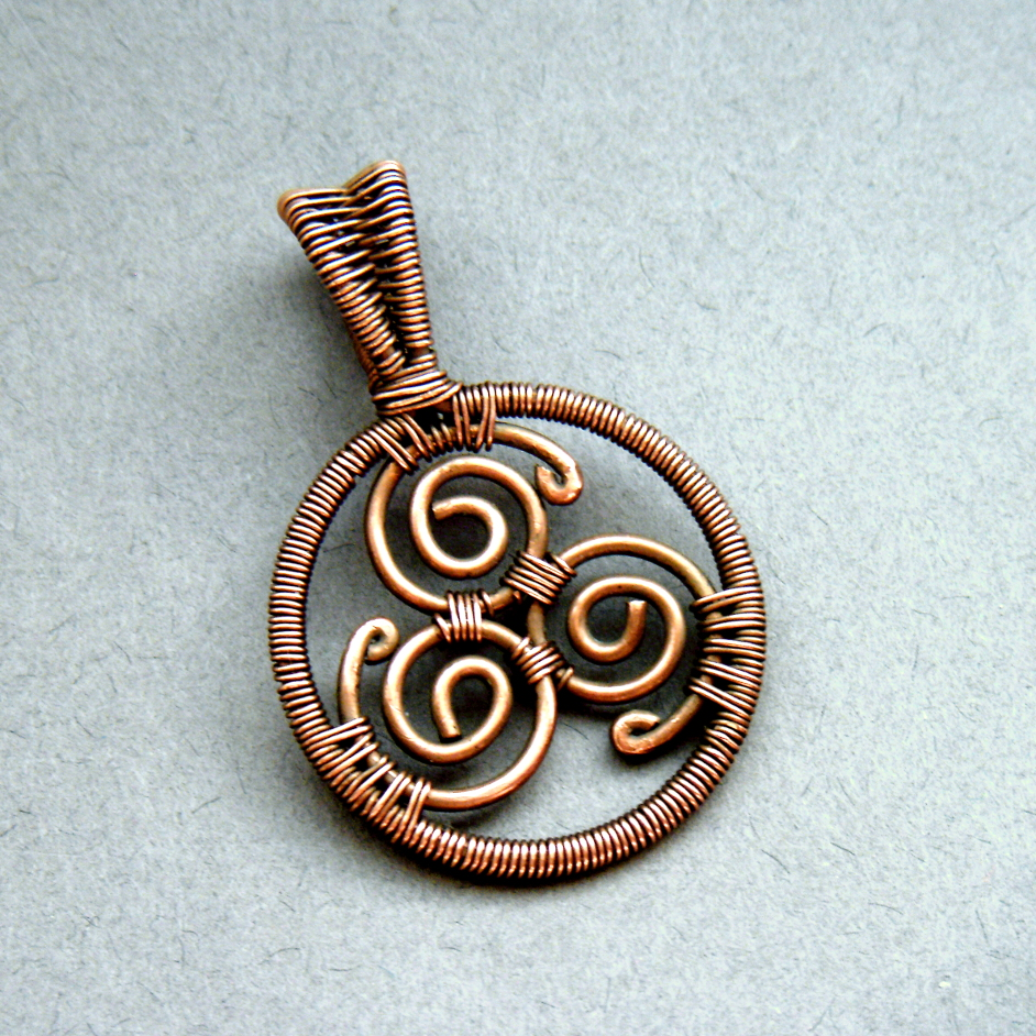 The Sacred Spiral Symbol In Jewelry Wyntercreations
